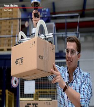 Fezer Vacuum Tube Lifter